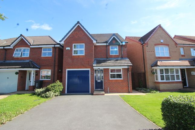Thumbnail Detached house to rent in Mcellen Road, Abram