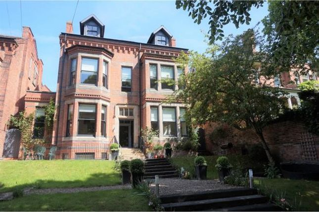 Thumbnail Flat to rent in 13 Redcliffe Road, Mapperley Park