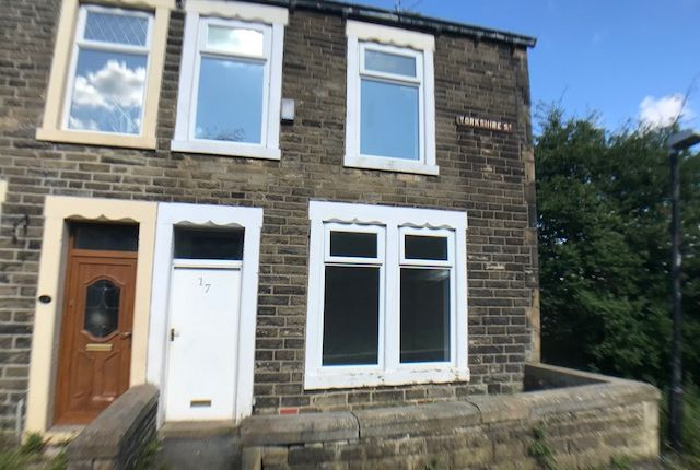 Thumbnail Terraced house to rent in Yorkshire St, Accrington