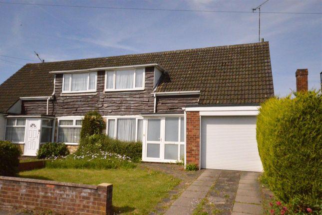 Thumbnail Semi-detached bungalow for sale in Dale Road, Dunstable