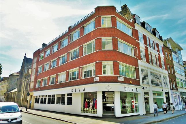 Thumbnail Office for sale in New Cavendish Street, London