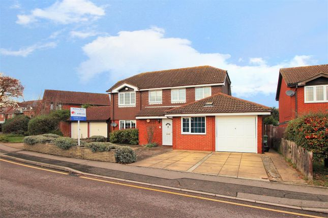 Thumbnail Detached house to rent in Broadwater Gardens, Farnborough, Orpington