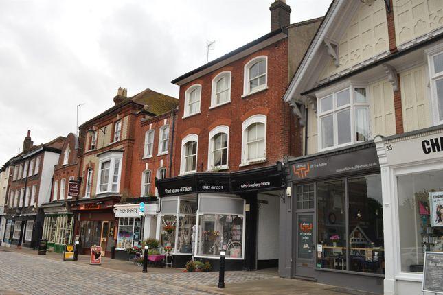 Thumbnail Flat for sale in High Street, Hemel Hempstead