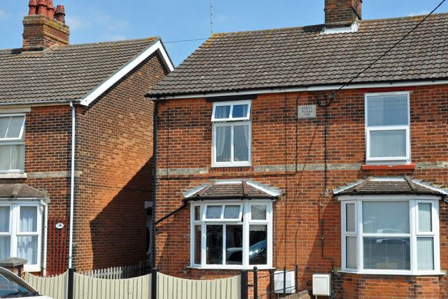 Thumbnail Semi-detached house for sale in Brantham Hill, Brantham, Manningtree