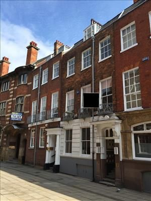 Thumbnail Office for sale in 3 Parliament Street, Hull, East Yorkshire