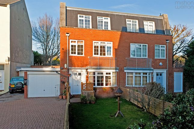 Thumbnail Semi-detached house for sale in Westbourne Place, Hove