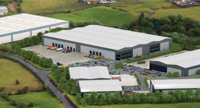 Thumbnail Industrial for sale in Burnley Bridge South, Accrington Road, Burnley, Lancashire