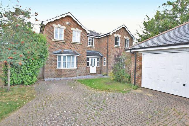 Detached house for sale in Rosemead Gardens, Headcorn, Ashford