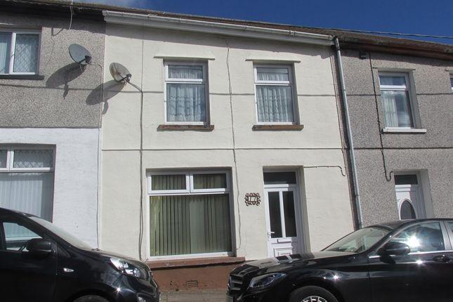 Thumbnail Terraced house for sale in Hodges Street, Penydarren, Merthyr Tydfil