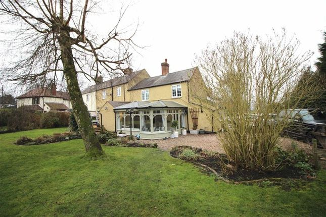 Thumbnail Cottage for sale in Woodhouse Lane, South Normanton, Derbyshire