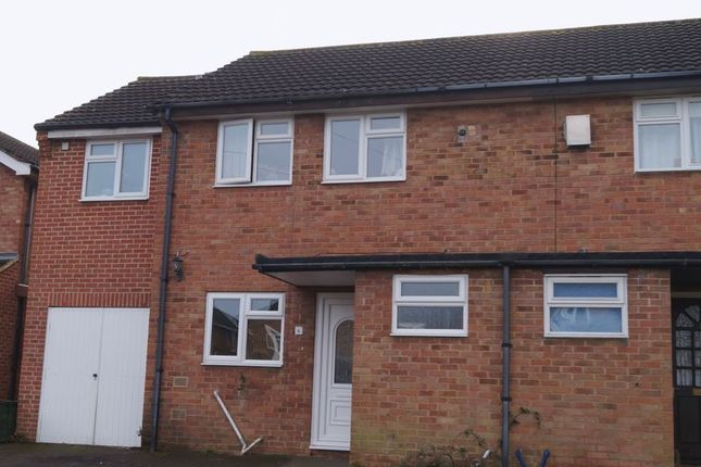 Thumbnail Semi-detached house for sale in Berry Lawn, Abbeydale, Gloucester