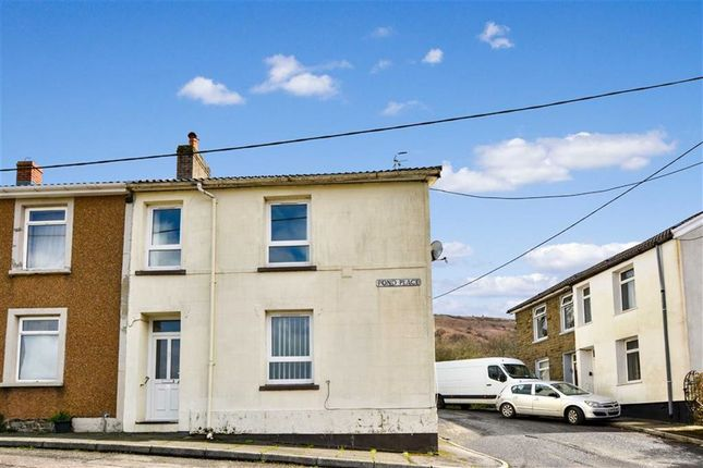 Thumbnail End terrace house for sale in Pond Place, Aberdare, Rhondda Cynon Taff