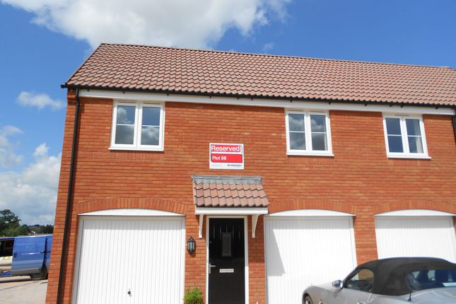 Thumbnail Terraced house to rent in Raleigh Road, Yeovil
