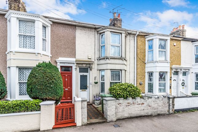 Thumbnail Terraced house for sale in Alma Road, Sheerness