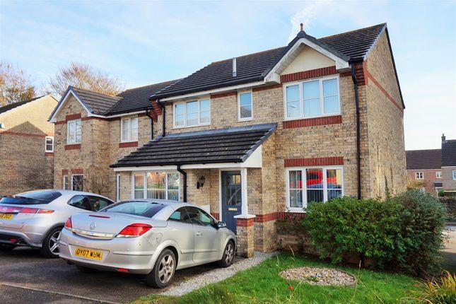 Thumbnail Detached house for sale in Whitley Grange, Liskeard