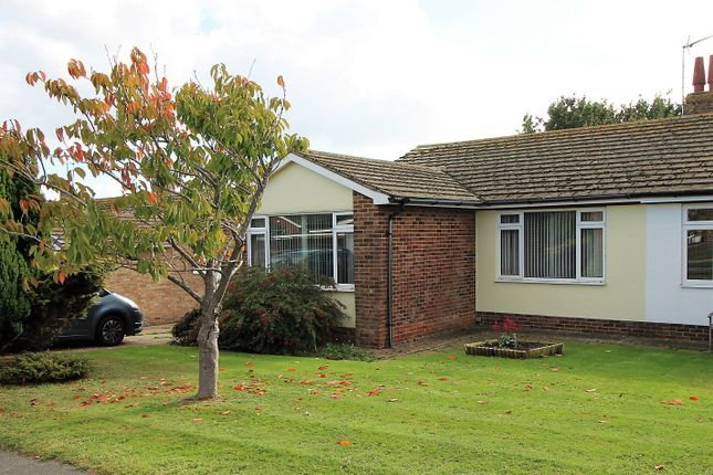 Thumbnail Semi-detached bungalow for sale in St Johns Drive, Westham