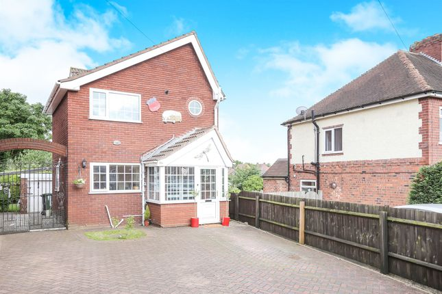 Thumbnail Detached house for sale in Pooles Lane, Short Heath, Willenhall