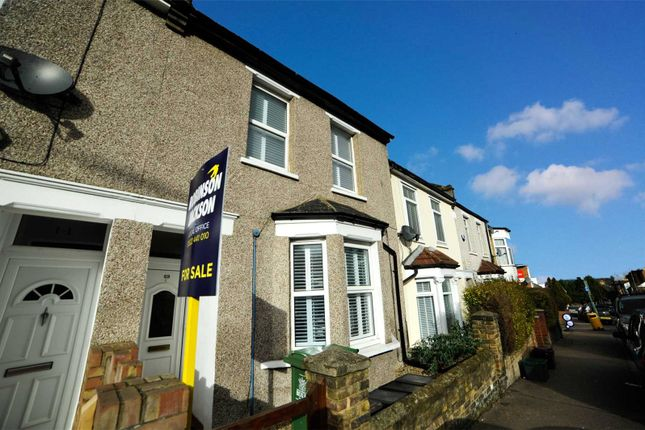 3 bed terraced house for sale in Picardy Road, Belvedere, Kent