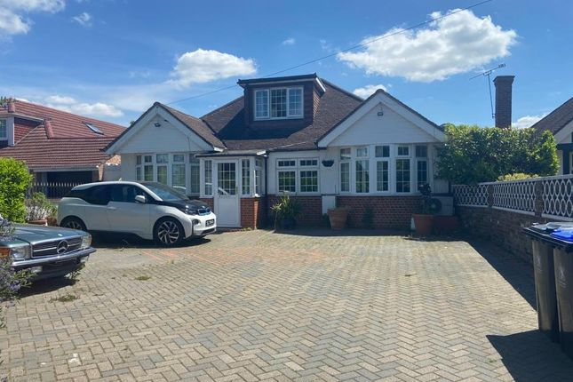 Thumbnail Detached bungalow to rent in Langley Park Road, Iver