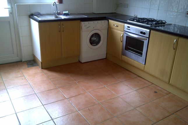 Thumbnail End terrace house to rent in Nansen Street, Salford