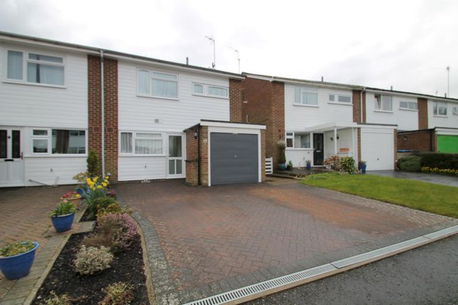 Thumbnail Semi-detached house to rent in Barnmead, Haywards Heath