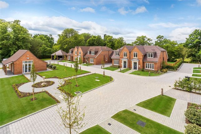 Thumbnail Semi-detached house for sale in Chobham, Woking, Surrey
