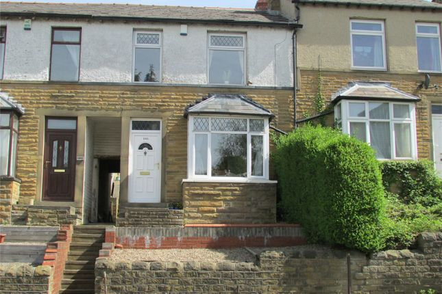 Thumbnail Terraced house for sale in 191A Somerset Road, Almondbury, Huddersfield