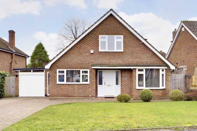 Thumbnail Detached house for sale in St Anthonys Avenue, Leverstock Green