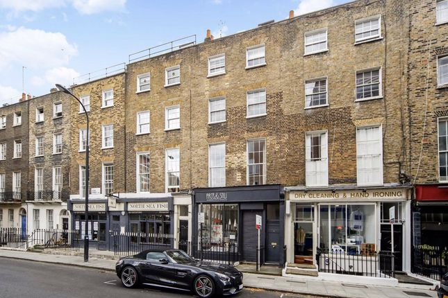 Leigh Street, London WC1H