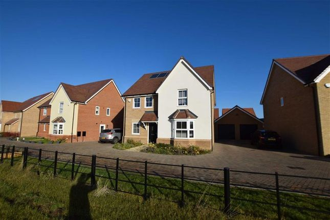 Thumbnail Detached house for sale in Walton Heath Close, Stanford-Le-Hope, Essex