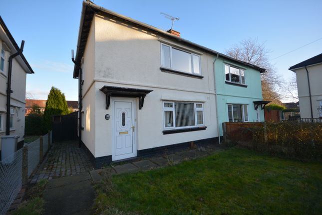 3 bed semi-detached house to rent in Malbank, Nantwich