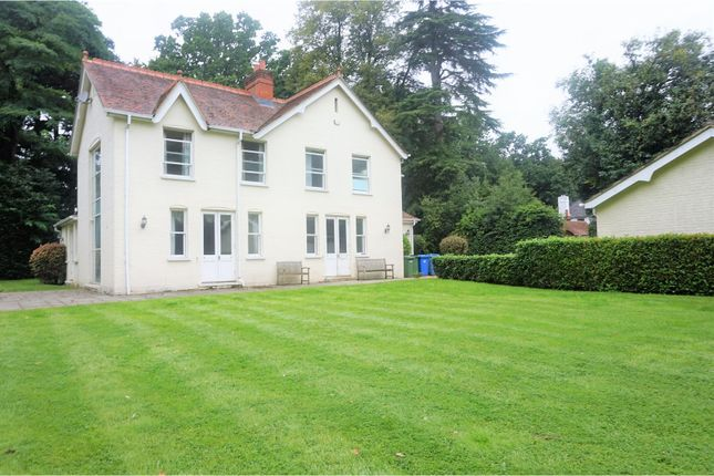 Thumbnail Detached house to rent in Priory Road, Ascot