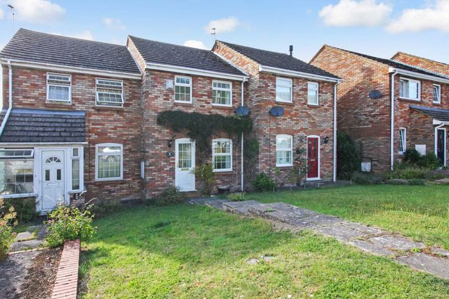 Thumbnail Terraced house for sale in Wellcroft, Ivinghoe, Leighton Buzzard