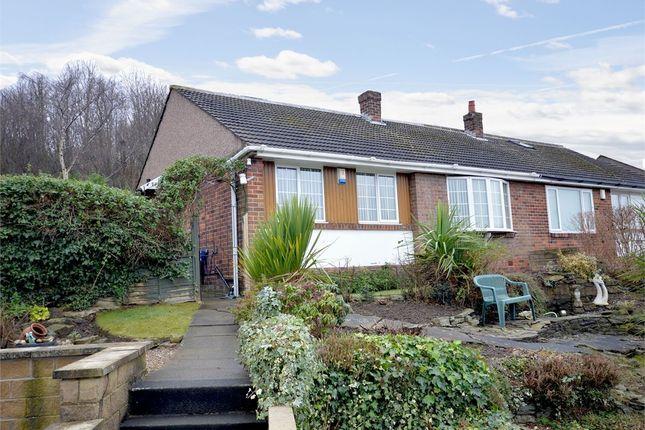 Thumbnail Semi-detached bungalow for sale in Mountfield Avenue, Huddersfield, West Yorkshire