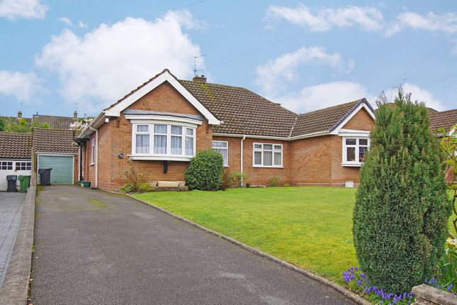 Thumbnail Semi-detached bungalow for sale in Callow Hill Road, Alvechurch