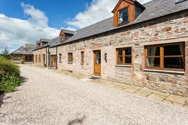 Thumbnail Detached house for sale in Kinnell, Arbroath, Angus
