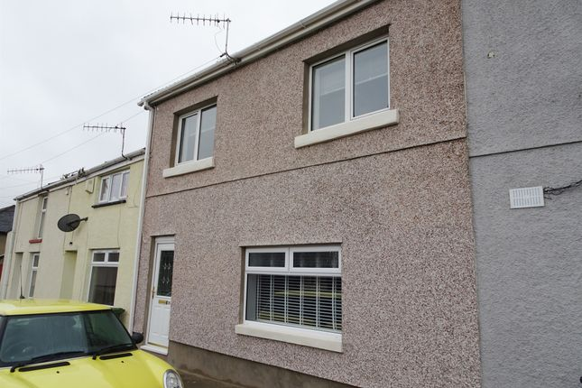 Thumbnail Terraced house for sale in Commerce Place, Aberaman, Aberdare