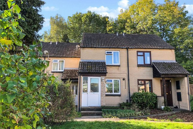 Front of Evergreen Drive, Calcot, Reading, Berkshire RG31