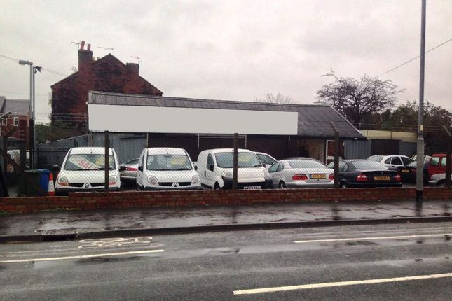 Thumbnail Retail premises for sale in Castleford WF10, UK