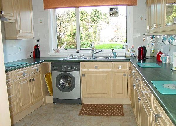Kitchen of 7 Station Road, Newton Stewart DG8