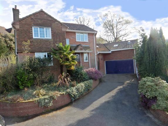 Thumbnail Detached house for sale in Bursledon, Southampton, Hampshire