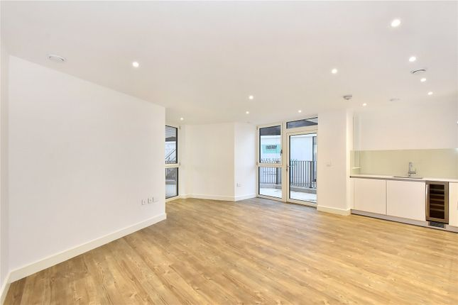 Reception of Gordian Apartments, 34 Cable Walk, London SE10