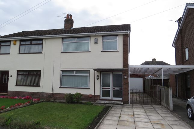 3 bed semi-detached house for sale in Stanley Avenue, Rainford, St Helens