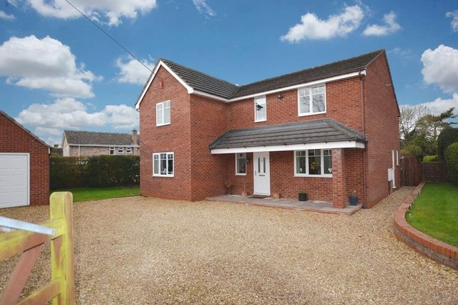 Thumbnail Detached house for sale in Bentleys Road, Market Drayton