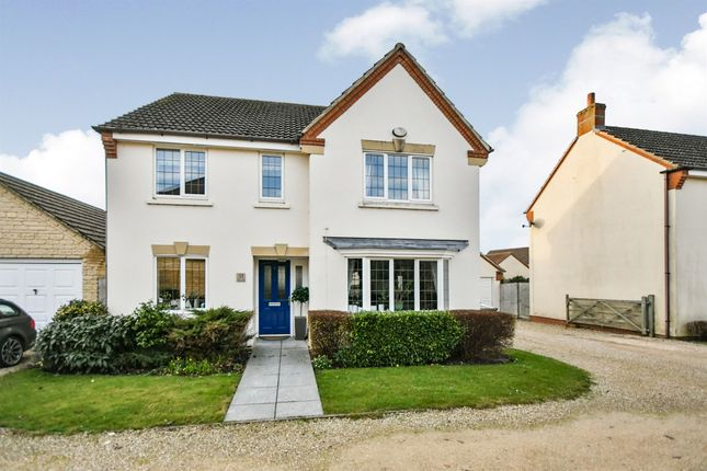 Thumbnail Detached house for sale in Lake View, Calne