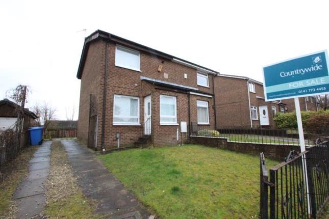 Thumbnail Semi-detached house for sale in Newbattle Road, Fullerton Park, Glasgow