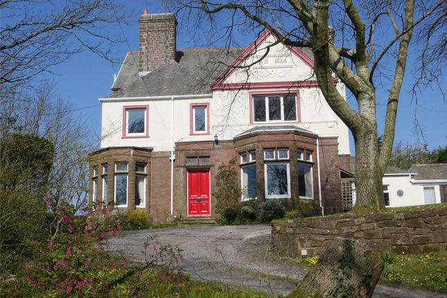 Thumbnail Detached house for sale in Mayfield, Beckermet, Cumbria, 2Yf, Beckermet, Cumbria