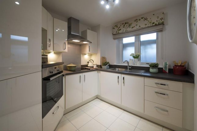 Thumbnail Flat to rent in Enderby Road, Blaby, Leicester