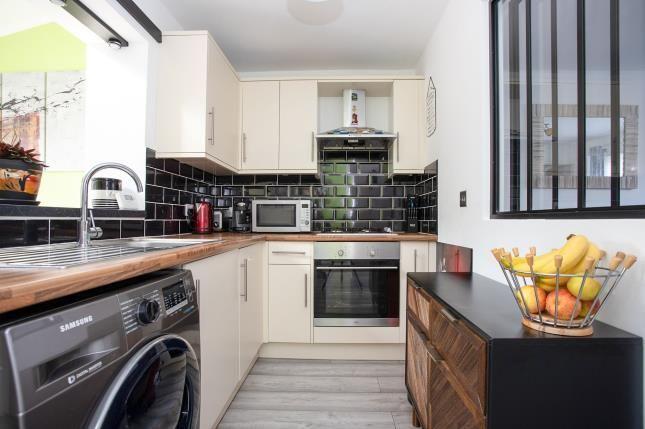 Kitchen of Willow Grove, Fishponds, Bristol BS16