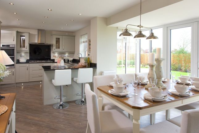 "Detached house for sale in ""Bradgate"" at Lightfoot Lane, Fulwood, Preston"
